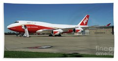 747 Supertanker Beach Sheet