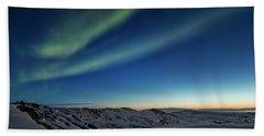 Ilulissat - Greenland Beach Towel