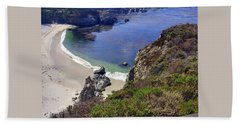 Point Lobos Beach Beach Sheet