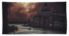 Venice Beach Sheet by Traven Milovich