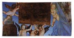 Andrea Mantegna Beach Sheet