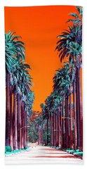 90210 Beach Towel