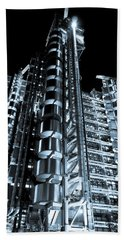 Lloyd's Building London Beach Sheet