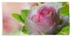 A Beautiful Rose Beach Sheet
