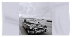A Buick Car Beach Towel