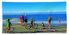 A Canadian Beach Beach Towel