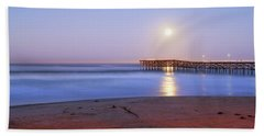 A Crystal Moon Beach Sheet