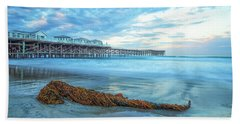 A Crystal Morning Beach Towel by Joseph S Giacalone