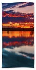 A Denver Dawn Beach Sheet