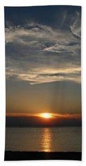 A Divine Evening Beach Towel