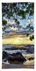 Heaven On Maui Beach Towel