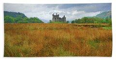A Moorland Castle Beach Sheet