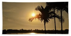 A New Beginning Beach Towel