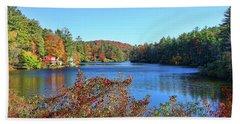 A North Carolina Autumn Beach Sheet