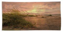 A Painted Sunrise Beach Sheet