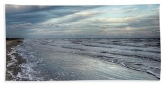A Peaceful Beach Beach Towel