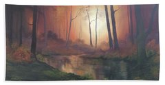 A Place Of Serenity  Beach Towel