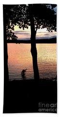 A Romantic Point Of View Beach Sheet by Scott D Van Osdol