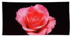 A Rose Is A Rose Is A Rose Beach Sheet