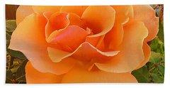 A Rose Is A Rose Beach Sheet