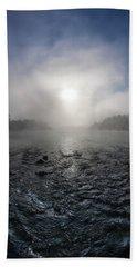 A Rushing River Beach Sheet
