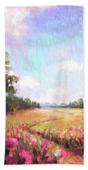 A Spring To Remember Beach Towel