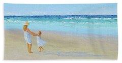 A Summer Dance Beach Towel