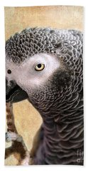 Beach Towel featuring the photograph A Touch Of Grey 11 by Betty LaRue