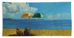 A Vacant Lot - Byron Bay Beach Towel