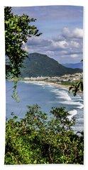 A View Of The Beach Beach Sheet