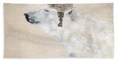 South Pole Beach Towels