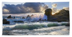 A Whisper In The Wind Beach Towel