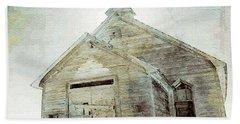 Abandoned Church 1 Beach Sheet