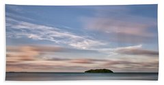 Beach Sheet featuring the photograph Abandoned Key by Jon Glaser