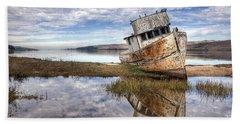 Abandoned Ship Beach Sheet