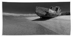Abandonment Beach Towel