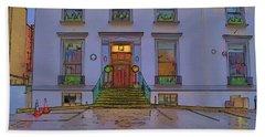 Abbey Road Recording Studios Beach Towel