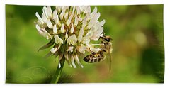 Abeille Beach Towel