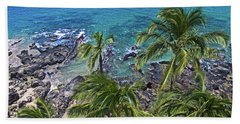 Above It All Beach Towel