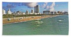 Above South Beach  Beach Sheet