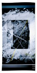 Abstract 1001-2016 Beach Sheet by John Krakora