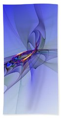 Abstract 110210 Beach Towel