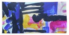 Abstract-16 Beach Towel