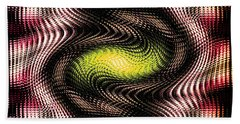 Abstract 213 Beach Towel