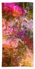 Abstract 276 Beach Towel