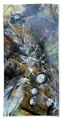 Abstract #328 Beach Towel