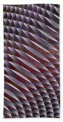 Abstract 33017-1 Beach Towel by Maciek Froncisz