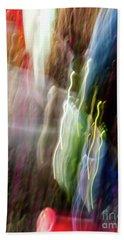 Abstract-4 Beach Sheet