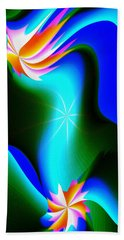 Abstract 615 1 Beach Towel