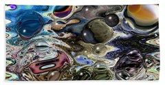 Abstract 623164 Beach Towel